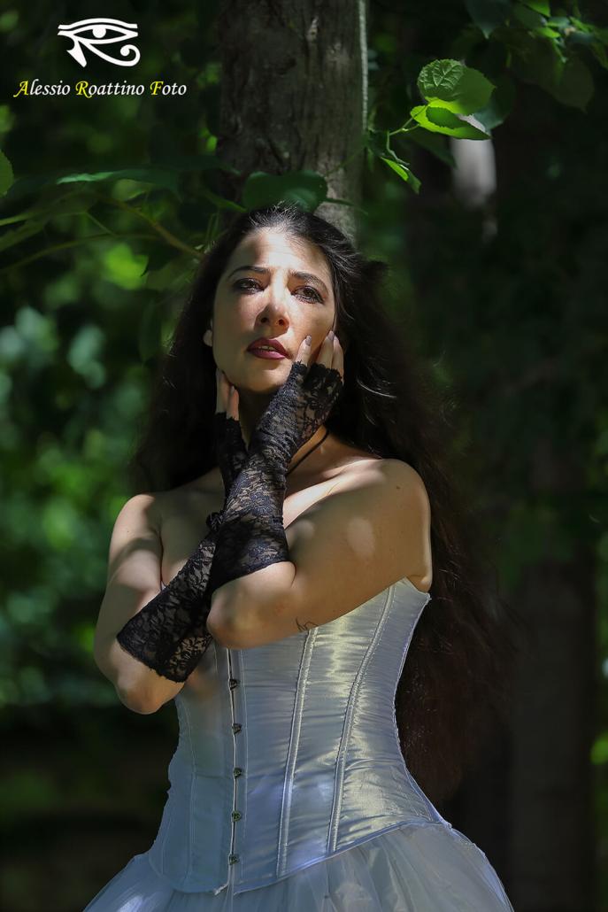 Alexandra Shooting picnic vittoriano Ormea