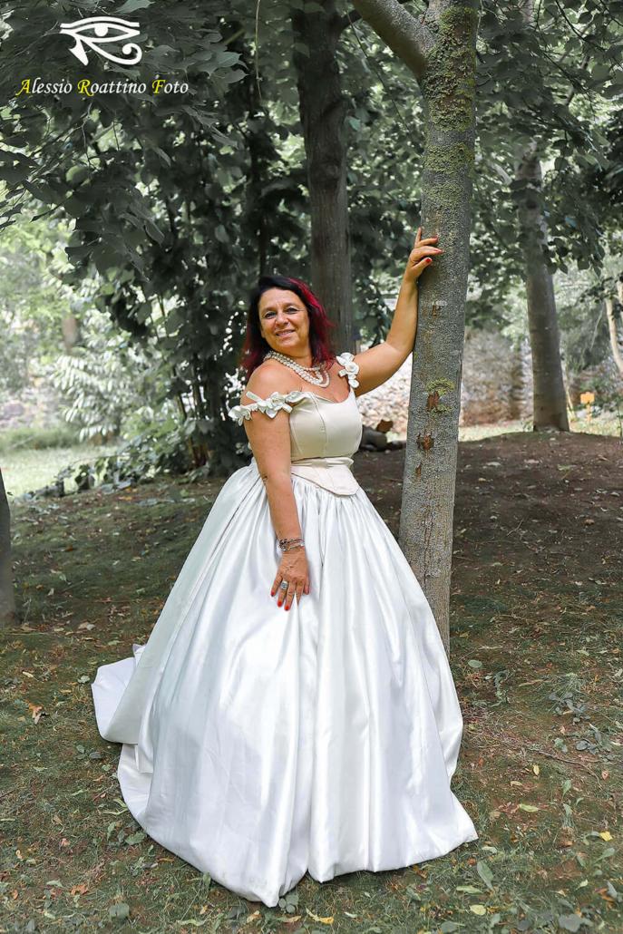 Cristina Shooting picnic vittoriano Ormea
