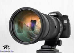 Teleobiettivo Sigma 150-600 mm f5-6.3 DG OS HSM C
