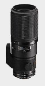 obiettivo macro Nikon AF 200mm f/4 D ED IF Micro