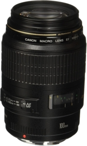Canon 100mm Macro f2.8 USM
