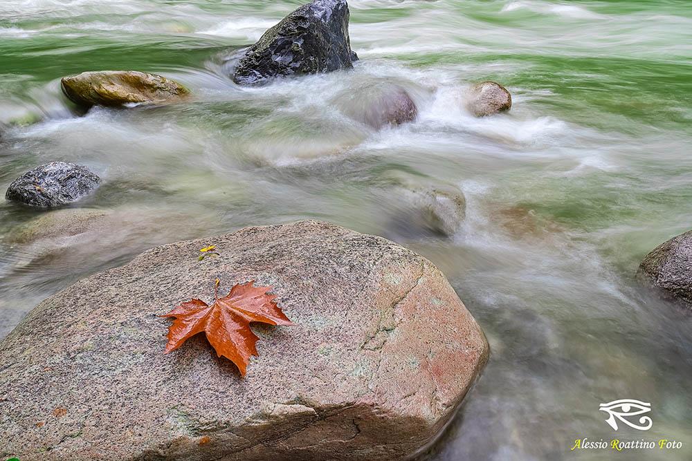 Foto realizzata con Filtro ND 1000