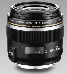 Obiettivo Cano EF-S 60mm macro f 2.8