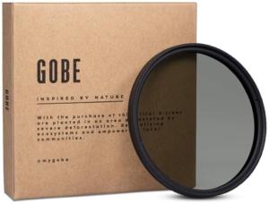 Filtro Gobe polarizzatore circolare