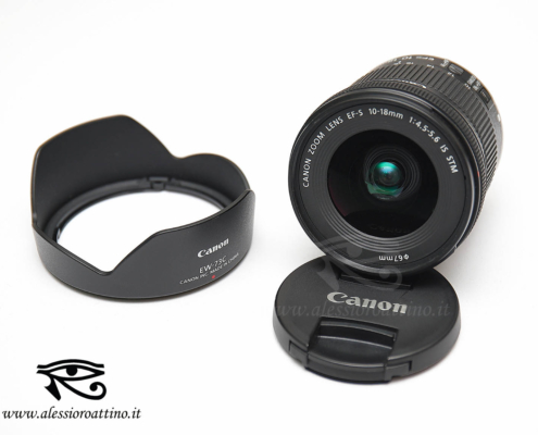 Canon EF-S 10-18mm