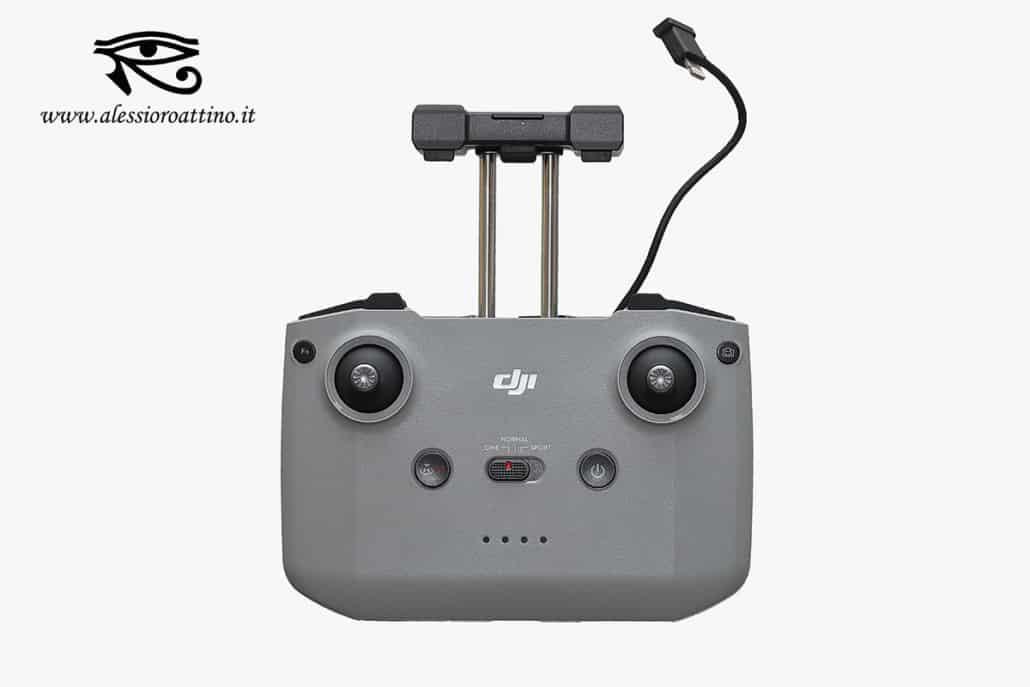 radiocomando DJI Mini 2 air